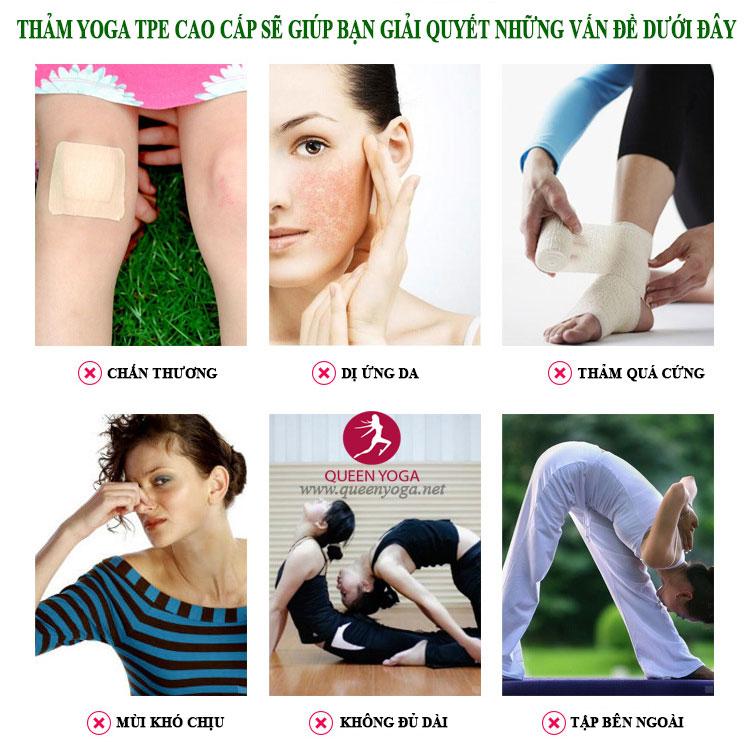 thảm yoga tpe cao câp
