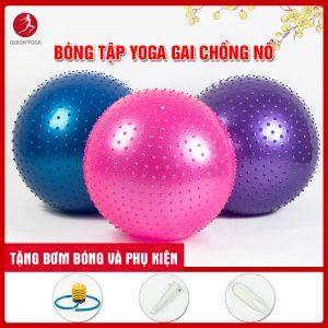 Bóng tập yoga gai