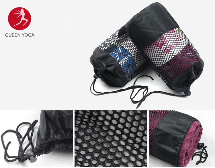 Khăn trải thảm Yoga có túi đựng