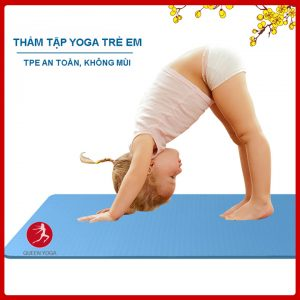 Thảm tập yoga trẻ em