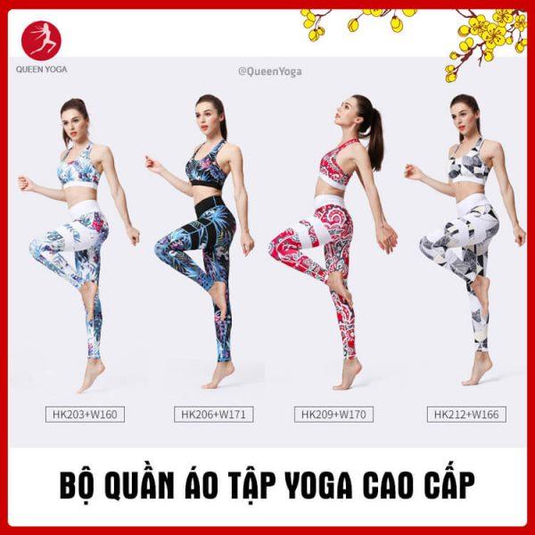 Bộ tập Yoga