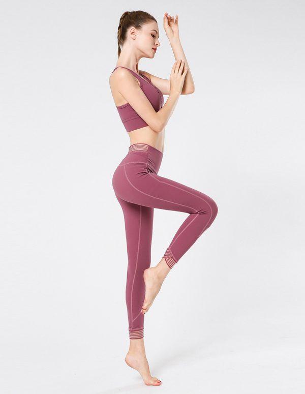 Bộ Đồ Tập Yoga Cao Cấp YUNGE