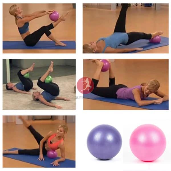 bóng tập yoga 25cm
