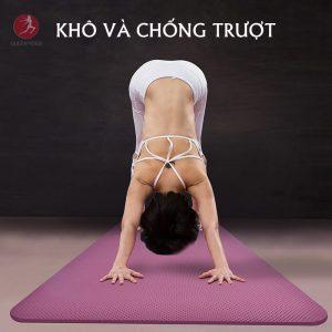 Thảm tập Yoga giá rẻ