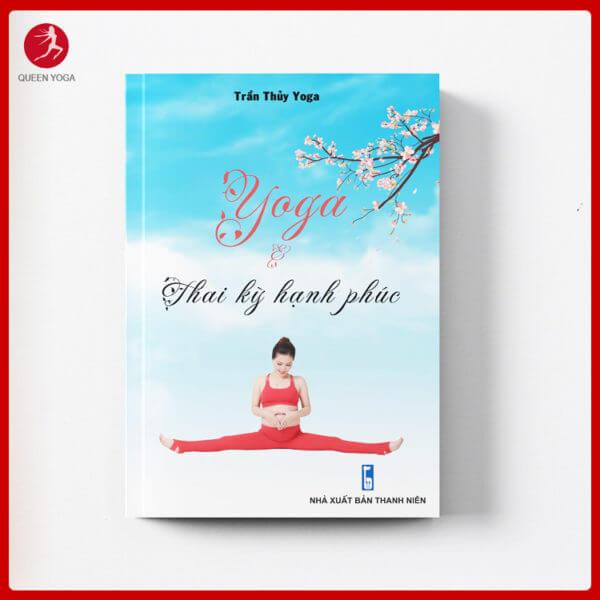 Sách yoga bầu thai kỳ hạnh phúc